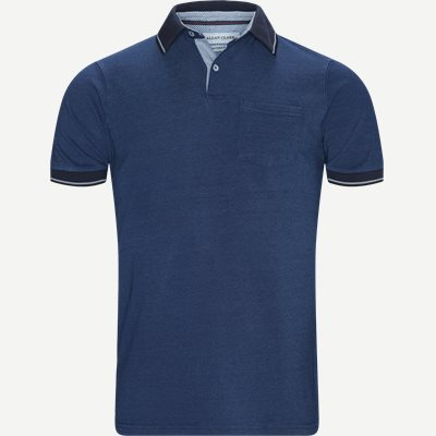 Bahamas Polo T-shirt Regular | Bahamas Polo T-shirt | Denim